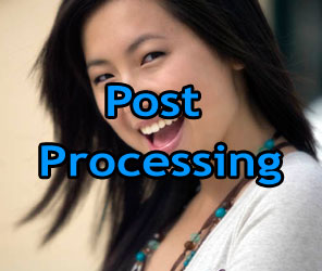 Post Processing Tutorials for Photoshop and Picasa
